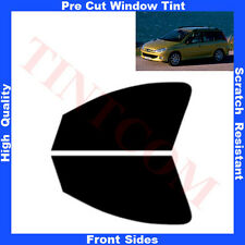 Pre Cut Window Tint  Peugeot 206 5 Doors Estate 2002-2007 Front Sides Any Shade