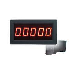 """High precision 0.56"""" 5 DC Ammeter Digital amp panel Meter LED current Tester"""