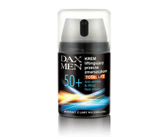 DAX MEN HERREN TOTAL LIFT Lifting Antifalten Creme  50+ UVA/UVB 50 ml