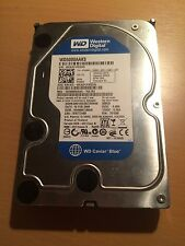 100% PERFECT - 500 GB Western Digital Caviar Blue HDD 7.2K RPM WD5000AAKS-75A7B2