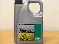 9,68€/l Motorex Formula 4T 10W/40 4 L teilsyn Motoröl