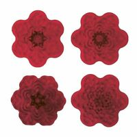 Jem Angel Snowflakes  Set of 4 sugarcraft Cutters FAST DESPATCH
