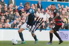 Birmingham City firmada a mano Maikel kieftenbeld 6x4 Foto.