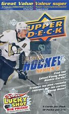 2007-08 Upper Deck Series 2 Hockey 12ct Blaster Box