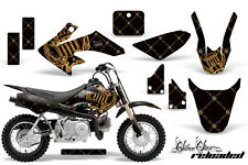 Honda CRF 50 AMR Racing Dirt Bike MX Graphic Kit Decal Sticker CRF50 04-13 RLOAD