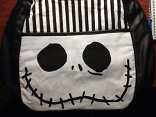 Nightmare Before Christmas Tote Purse Crossbody Bag Jack Face Disney Loungefly