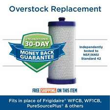 Frigidaire WFCB PureSource 9906 RG-100 9910 Comparable Water Filter