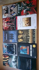 10 dvd edizioni speciali,io robot,planet of the apes,mystic river,unbreakable