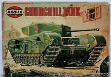Airfix 61304-4 CHURCHILL Mk VII Tank H0/OO Scale Model Kit