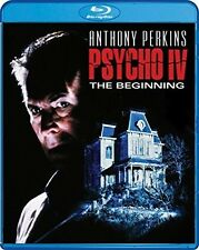 Psycho Iv: The Beginning (2016, REGION A Blu-ray New)
