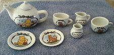 classic pooh tea set partical set 7 pieces (tble3)