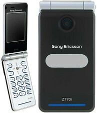 Sony Ericsson Z770i Black (Ohne Simlock) 3BAND 3G 2,0MP MP3 Radio FM GUT OVP