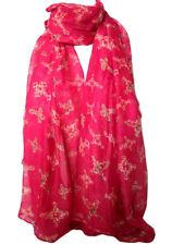 Nueva Rosa Cruz Diseño Gran Maxi Bufanda Chal Pareo abrigo Envío rápido