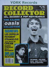 RECORD COLLECTOR MAGAZINE - Issue 218 October 1997 - Oasis / Bob Dylan
