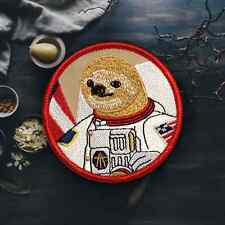 Astrosloth Patch (Free Shipping US)