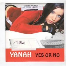 (HB318) Yanah, Yes Or No - 2004 CD