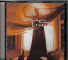 Life-They Stood Up For Love Promo cd single