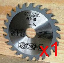 85mm x 15mm Bore Wood Cutting Circular Saw Blade for WORX 420,422,423,426,523