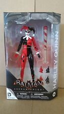 *BATMAN ARKHAM KNIGHT HARLEY QUINN 2 ACTION FIGURE ASYLUM CITY ORIGINS