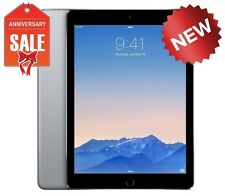 NEW Apple iPad Air 2 64GB Wi-Fi + Cellular LTE AT&T (Unlocked), 9.7in Space Gray