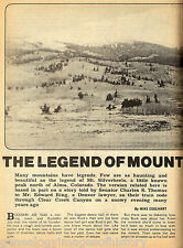 Mount Silverheels - The Legend Of Our Angel Of Mercy