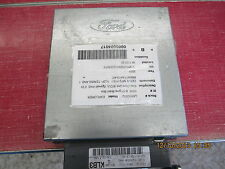 FORD EXPLORER Engine Brain Box Elec Cont Unit (ECU)(firewall mounted) 2 Dr 01 02