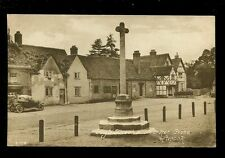Wilts Wiltshire LACOCK Market Cross High St PPC Used 1928