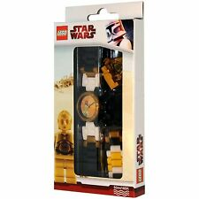 LEGO Kids Star Wars C3PO Watch And Mini Figure - LegoOriginals