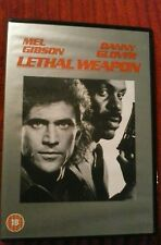 Lethal Weapon (DVD) Brand new not  sealed. Mel Gibson.