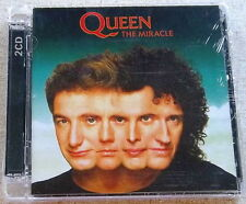 QUEEN The Miracle 2CD Remastered Deluxe Edition SOUTH AFRICA Cat# DARCD 3127
