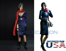 1/6 Carla Radames Ada Wong Resident Evil 6 Dress Set For Hot Toys IN STOCK  USA