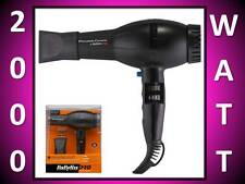 BABYLISS PRO PORCELAIN CERAMIC 2000 WATT TURBO 2800 HAIR BLOW DRYER BABP2800