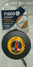 Fisco 10m EUROMET Tape Measure