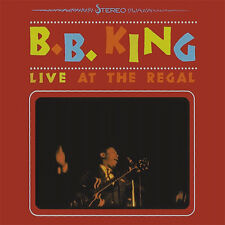 BB King Live At The Regal NEW SEALED VINYL LP *FREE UK POST *WORLD SHIP