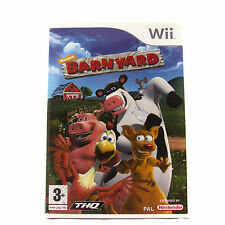 Nickelodeon's Barnyard for Wii Kids 3+ Unique Mini-Games *1ST CLASS POST*