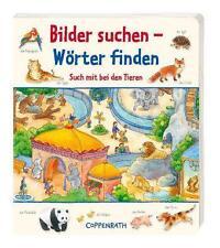 BILDER SUCHEN - WöRTER FINDEN. SUCH MIT BEI DEN TIEREN