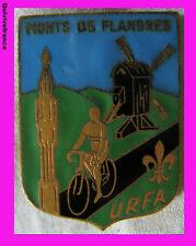 BG2571 URFA LILLE CYCLOTOURISME MONTS DES FLANDRES