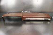 81-87 Chevy GMC Pickup Truck Blazer Suburban Front Dash Cover Top Pad Brown