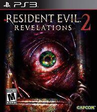 Resident Evil Revelations 2 -Sony Playstation 3 New!