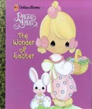 The Wonder of Easter: Precious Moments (Golden books) by , Good Book
