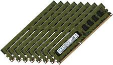 8x 4GB 32GB DDR3 1333 Mhz / 1066 Mhz ECC RAM Apple Mac Pro 4,1 5,1 PC3-10600