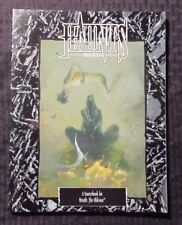 1994 HAUNTS Wraith The Oblivion NM White Wolf Role Playing RPG