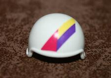 Playmobil accessoire chapeau demi casque ref hh