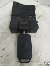 MERCEDES SL R129 - GLOVE BOX SWITCHES, LOCK & KEY - A1298206810