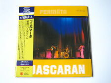 "FERMATA ""Huascaran"" Japan mini LP SHM CD"