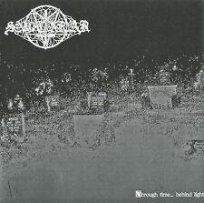 Snötårar - Through Time,behind Light CD,Thornium,sweden