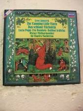 D257D 2 JANACEK The Cunning Little Vixen VIENNA, MACKERRAS, DECCA STEREO 2LP BOX