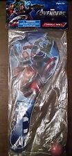 "Marvel Avengers Assemble Paddle Ball by ""What Kids Want!"" Boys 4 yrs+ New 2012"