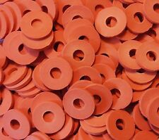 GROLSCH GASKETS 100 OLD SCHOOL PINK RUBBER FOR EZCAP FLIP TOP TYPE BEER BOTTLES