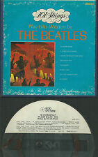 4 Spur Tonband Reel to Reel : 101 Strings - Play Hits written by The Beatles